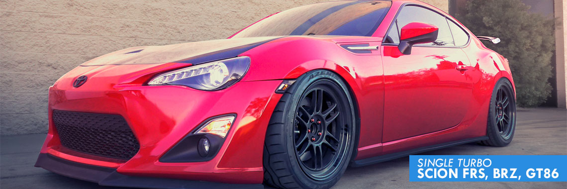 Scion FRS BRZ GT86