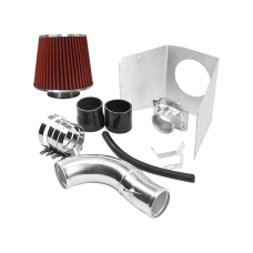 Cold Air Intake Pipe Box Filter for 93-02 Supra MK4 2JZGE 2JZ-GE CAI