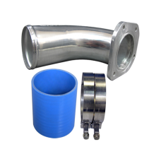 """3"""" Intake Charge Pipe 08-10 Ford Super Duty 6.4 L Power Stroke Diesel"""