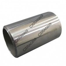 "1.75"" Extruded 304 Stainless Steel Straight Pipe"