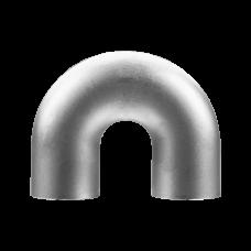 "2"" OD Cast 304 Stainless Steel Pipe 180 Degree U Elbow Tight Radius"