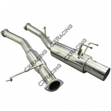 Cat-Back catback Exhaust System For 89-94 Nissan 240SX S13