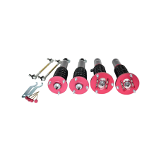 Damper Camber Plate CoilOvers Suspension Kit For 02-08 BMW 7 Series E65