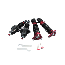 Damper CoilOver Suspension Kit for 00-05 Toyota Celica ALL MODEL With Pillow Ball Camber Plate Mount