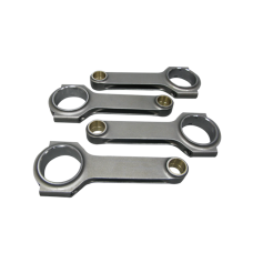 H-Beam Connecting Rods (4 PCS) for VOLVO B230 Engine