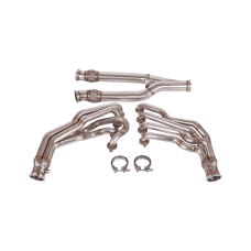 """LS1 LSx Header + 3"""" Exhaust Y Pipe For BMW E36 Swap Kit"""