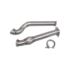 "2.5"" Turbo Downpipe For Mazda MX-5 Miata 1.8L NA-T Top Mount"