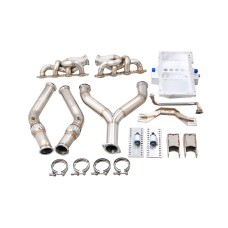 LS1 Engine T56 Trans Mount Oil Pan Headers Kit  for Lexus SC300 LS LSx