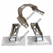 LS1 LS Engine Motor T56 Transmission Mount Swap Kit For Mazda RX7 RX-7
