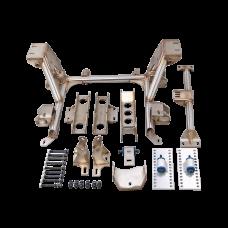LS1 Engine T56 Trans Mounts Subframe Differential Bracket For 89-97 NA Mazda Miata MX-5 LSx