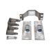 LS1 Engine T56 Transmission Mount For 1986-1989 Supra MK3 GM LS LSx Swap