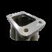 """11 Gauge 4-1 Header Manifold Merge Collector T3 48mm 1.9"""" Wastegate Tube L"""