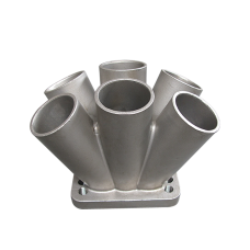 Cast Stainless Steel 6-1 Turbo Header Manifold Merge Collector T3 T4