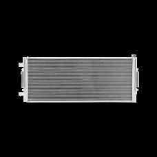 Aluminum Heat Exchanger For Air to Water Intercooler 34x13.5x2.25 Inch