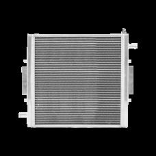 Aluminum Heat Exchanger For Air to Water Intercooler 17x15.5x2 Inch