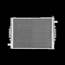 Aluminum Heat Exchanger For Air to Water Intercooler 22x15.5x2 Inch