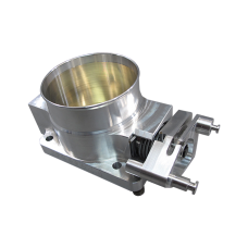 Aluminum Billet Throttle Body For 96-04 Ford Mustang GT 4.6L V8 76mm