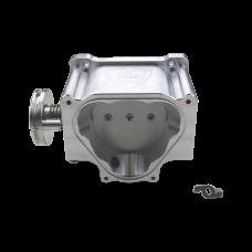 90MM CNC Cut Billet Aluminum Throttle Body + TPS ButterflyFor 92-02 RX7 FD