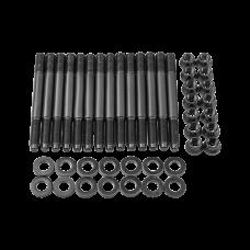 Chromoly Cylinder Head Stud Bolt Kit for Toyota 1JZGTE 2JZGTE 1JZ/2JZ Engine