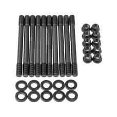 Chromoly Cylinder Head Stud Bolt Kit for Honda D16Y Engine