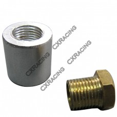 "1/8"" NPT Aluminum Weld Bung for Intercooler Pipe Intake Sersor Fitting"