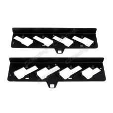 Aluminum Ignition Coil Packs Relocation Plate For LS1 LS3 LSx Camaro