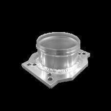 """2.75"""" Aluminum Air Intake Sensor Pipe Flange For 89-97 Mazda Miata"""