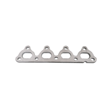 Stainless Steel Exhaust Turbo Manifold Header flange For Honda Civic D15 D16 D-Series