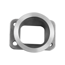 """T25/T28 Turbo to 2.5"""" V-Band 304 Stainless Steel Cast Flange Adapter Converter"""
