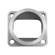 """T4 Turbo to 3"""" V-Band 304 Stainless Steel Cast Flange Adapter Converter"""
