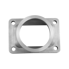 """T6 Turbo to 3"""" V-Band 304 Stainless Steel Cast Flange Adapter Converter"""