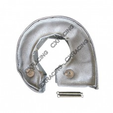 T3/T4 T4 Turbo Charger Heat Shield Blanket Fiber Glass
