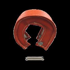 RED T25 T28 GT25 GT28 T3 Turbo Heat Shield Blanket w/ Springs