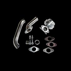38mm Turbo Wastegate 8 PSI + Dump Tube Elbow Exhaust