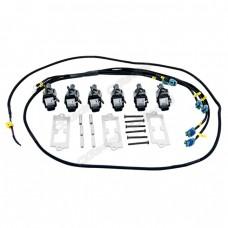 LQ9 Ignition Coil Packs Bracket Wire Harness Kit For 2JZ-GTE 2JZGTE Engine