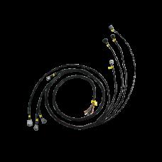 Water Temp TPS VVTI CRANK Knock ALT Wire Harness For 2JZ-GTE 2JZGTE