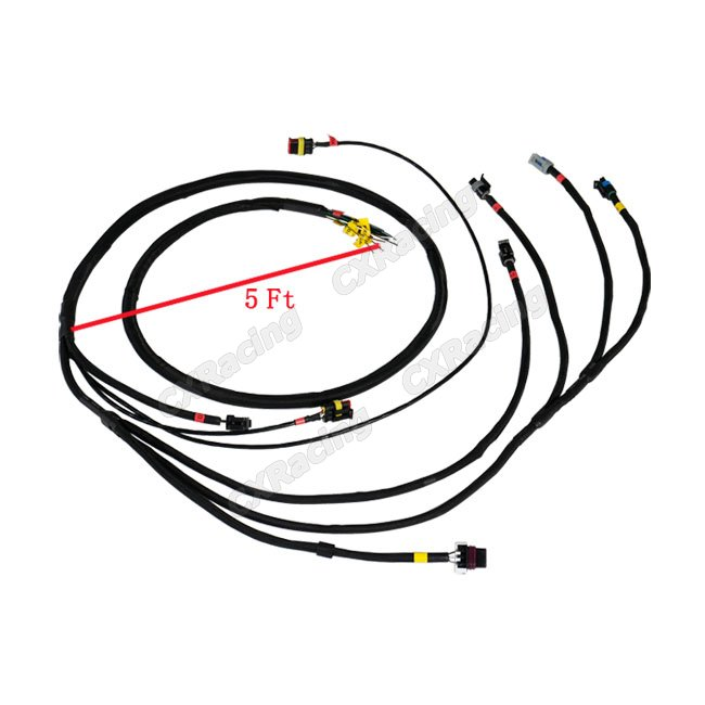 Ls Wire Harness