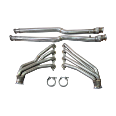 LS1 Header Headers Exhaust Pipe For Nissan 350Z with GM LS LSx Swap