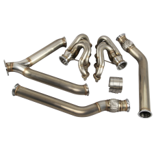 Performance Headers Exhaust Y Pipe Kit for 08-16 Genesis Coupe LSx Swap
