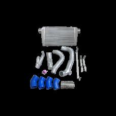 Intercooler Piping Turbo Intake Kit for BMW E46 2JZGTE Swap 2JZ-GTE