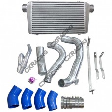 Intercooler Piping Turbo Intake Kit for BMW E46 2JZGTE Swap 2JZ-GTE