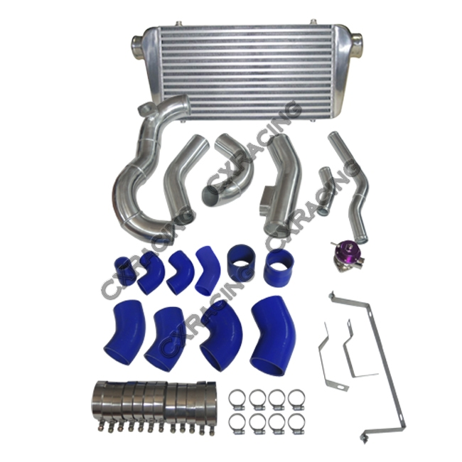 Bmw S85 Twin Turbo Kit: 2JZ-GTE Swap Intercooler Piping Intake Radiator Pipe Kit