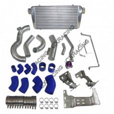 2JZ-GTE R154 Swap Mounts Intercooler Intake Radiator Pipe Kit For BMW E36 2JZGTE