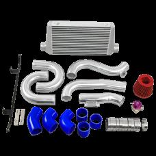 Intercooler Intake BOV Piping Kit For 08-16 Genesis Coupe 2JZGTE Twin Turbo