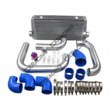 Front Mount Intercooler Kit with BOV For Camaro LS1 Single Turbo