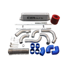 Front Mount Intercooler Piping Kit For 2010+ Chevrolet Cruze 1.4T Turbo