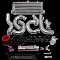FMIC Intercooler Piping BOV Turbo Intake CAI Kit For 2014+ WRX FA20DIT Subaru