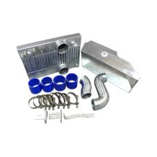 Intercooler Piping Air Shroud Kit For 92-02 RX7 RX-7 FD Stock Twin Turbo