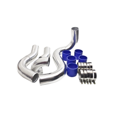 Intercooler Charge Piping Kit For 03-07 Ford Super Duty 6.0L Power Stroke Diesel V8