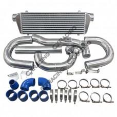 Intercooler + Piping Hose Clamp + BOV Kit For 08+ Hyundai Genesis Coupe 2.0T Turbo